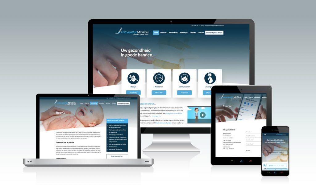 website laten maken in Someren