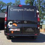 bedrijfsbus laten bestickeren soerendonk