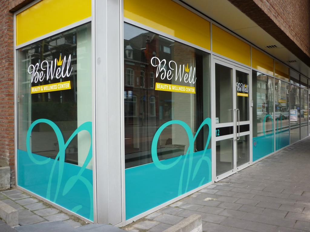 Bewell-winkel-sign-outdoor-eindhoven
