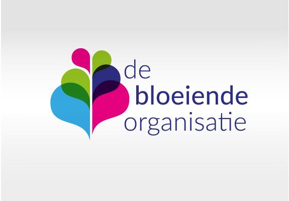 Logo ontwerp De Bloeiende organisatie