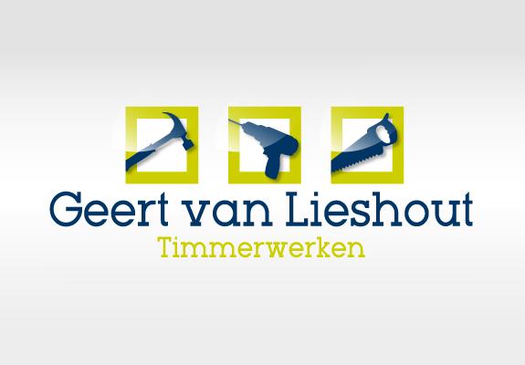 Logo ontwerp lierop timmerberdrijf