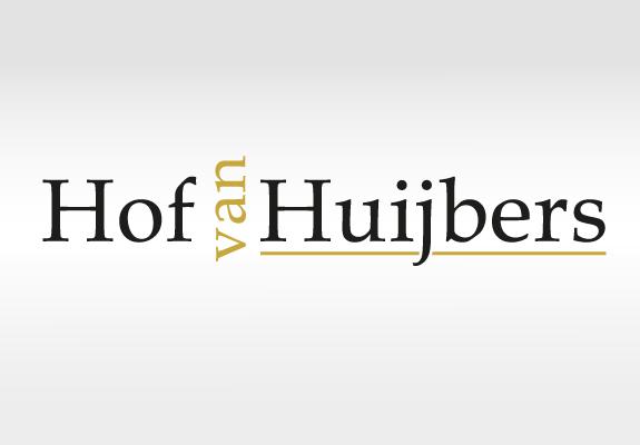Logo ontwerp Hof van Huijbers Mierlo