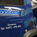 vrachtwagen laten bestickeren someren