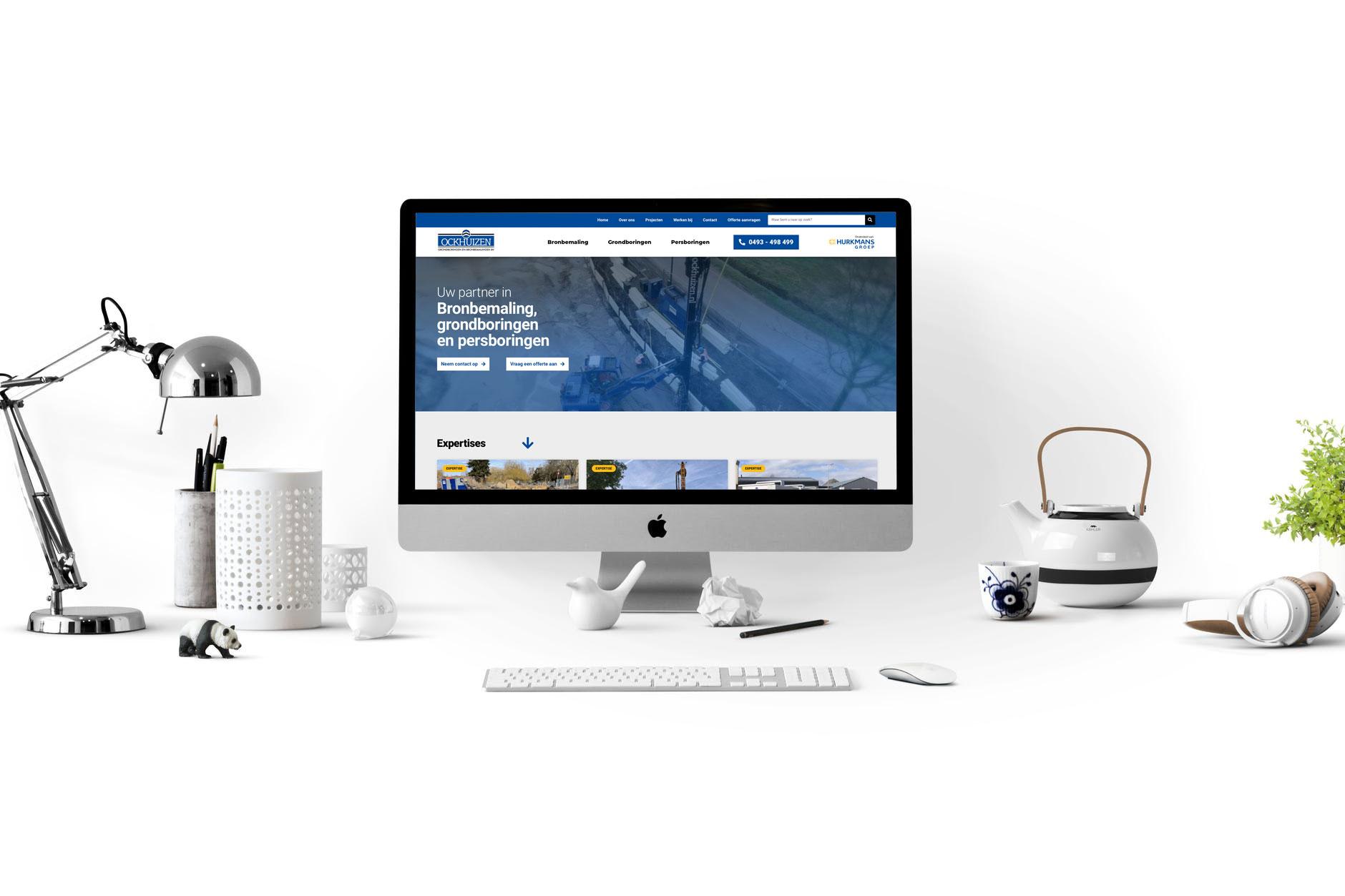 Website Ockhuizen Someren